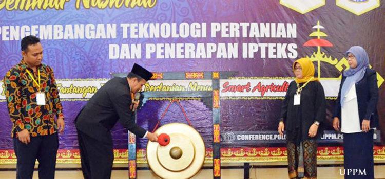 Seminar Nasional dan IPTEK Politeknik Negeri Lampung Tahun 2019